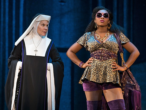 Get a Fabulous First Look at Ta'Rea Campbell and the National Tour Cast of Sister Act