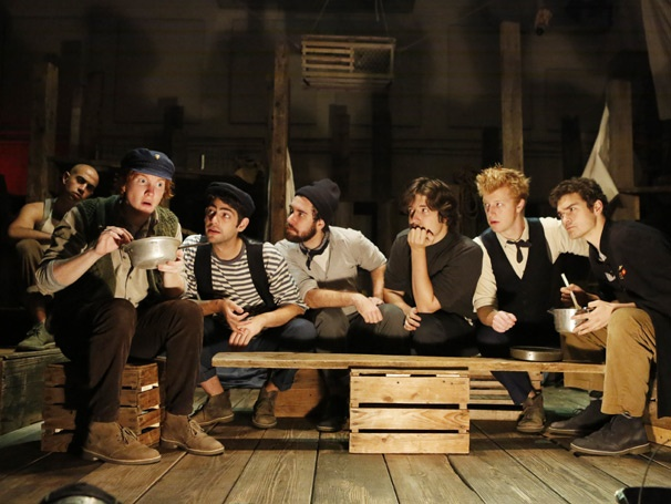 Shoot for the Moon! PigPen Theatre Company's The Old Man and The Old Moon Opens Off-Broadway