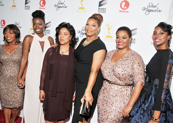 Queen Latifah, Phylicia Rashad & the Ladies of Steel Magnolias Celebrate Their Fabulous New Film