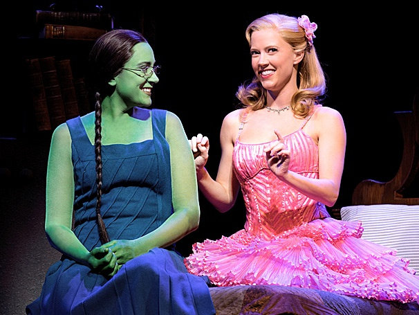 Wicked's Patti Murin Talks Throwing Lysistrata Jones-Related Tantrums and Climbing into Glindas Giant Bubble 
