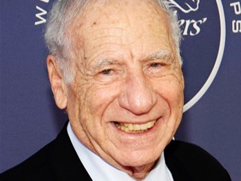 It's Good to Be the King: Comedy Icon Mel Brooks to Receive AFI Life Achievement Award