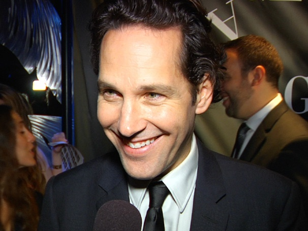 It's a Divine Night for Paul Rudd, Michael Shannon, Ed Asner & Kate Arrington at the Opening of Grace