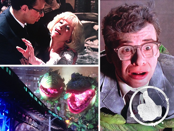 Audrey II Eats New York...on Blu-Ray! Little Shop of Horrors: The Director's Cut Is a Must-Own for Musical Fans