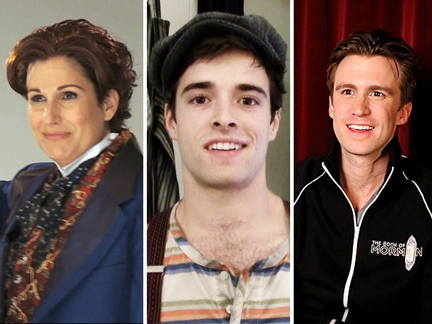 Top Five! Drood and Newsies Dish, Gavin Creel as a Mormon & More Spark the Week's Most-Watched Videos