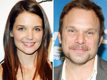 Stage Siblings Katie Holmes and Norbert Leo Butz Bond Over Ice Cream and Chili Dogs in Dead Accounts