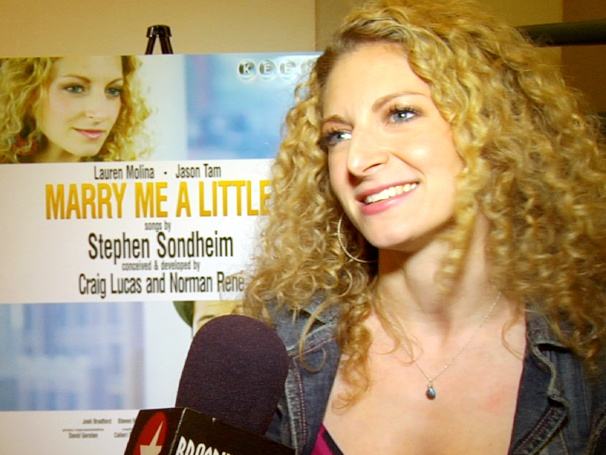 Watch the Stars of Off-Broadway's Marry Me a Little Compare Sondheim and Sesame Street