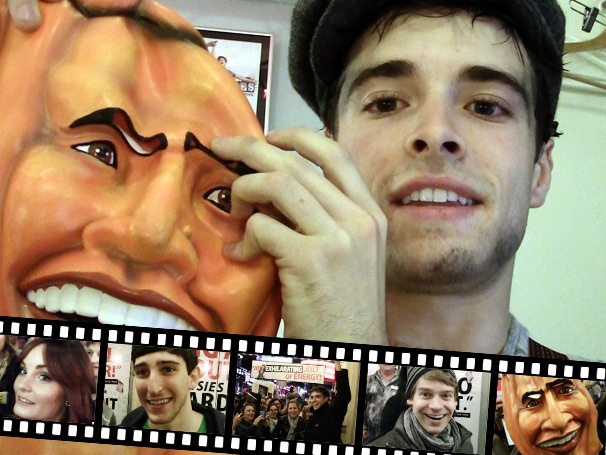 King of New York, Episode 3: Newsies Star Corey Cott Goes Undercover at the Stage Door