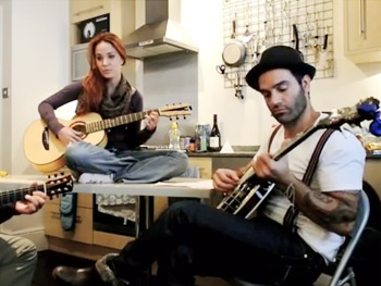 Watch Sierra Boggess & Ramin Karimloo Rock Out to Dolly Parton's 'Wildflowers'