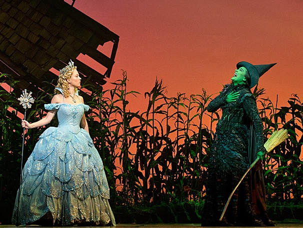 Smash Hit Musical Wicked Flies Into Seattle