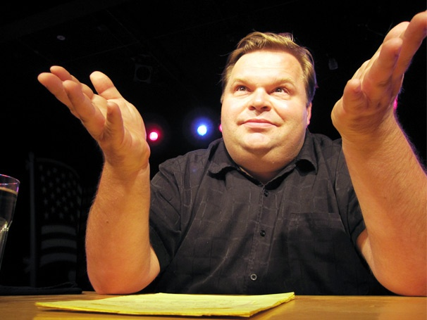 After Steve Jobs Controversy, Mike Daisey Returns to Public Theater in New Monthly Monologue Series