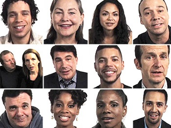 Flashback!  Watch Nathan Lane, Audra McDonald, Rory O'Malley & More Come Together to Remind Broadway Fans 'It Gets Better'