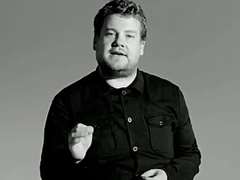 Watch Tony Winner James Corden Demonstrate the 'Feel Bad Four' Technique to Celebrity Fundraising