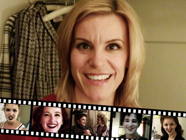Hedda's Headlines: Backstage at Chaplin with Jenn Colella, Episode 7: 'Knock 'Em Dead! Cry a Lot! Enjoy!'