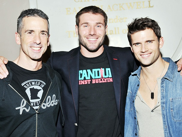 Dan Savage, Ben Cohen and Wicked Star Kyle Dean Massey Come Together to Take a Stand Against Bullying