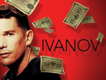Classic Stage Company's Ivanov, Starring Ethan Hawke, Shifts Opening Date for Second Time