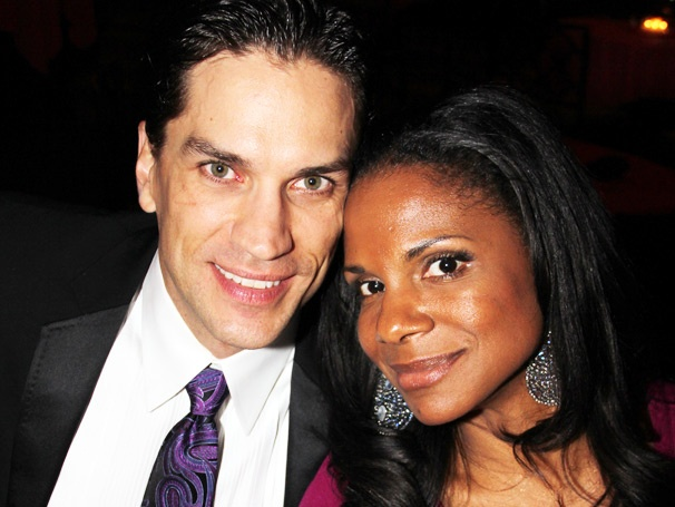 Our One-Week Anniversary Gift to Newlyweds Audra McDonald & Will Swenson: A Love Timeline