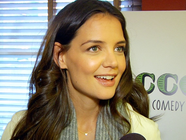 Katie Holmes, Norbert Leo Butz and the Cast of Dead Accounts Talk Money, Mystery and Mouthwatering Ice Cream