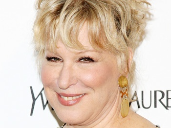 Divine Casting! Bette Midler Eyes Role as Lea Micheles Grandma on Glee
