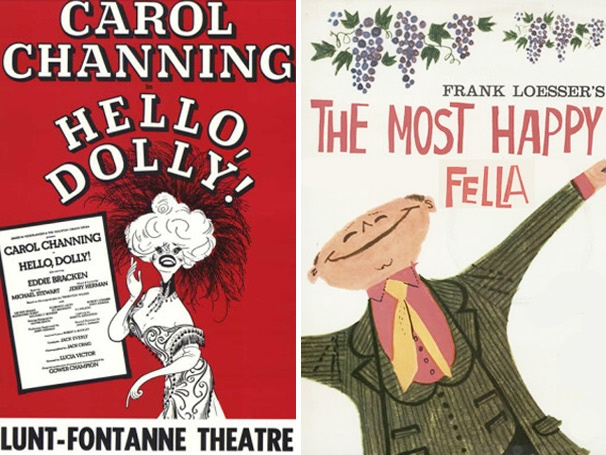 Hello, Dolly!, The Most Happy Fella & More on Tap for Goodspeed Opera House's 2013 Season