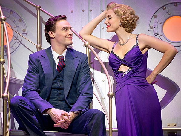 All Aboard! National Tour of Anything Goes Starring Rachel York Sets Sail in Tempe
