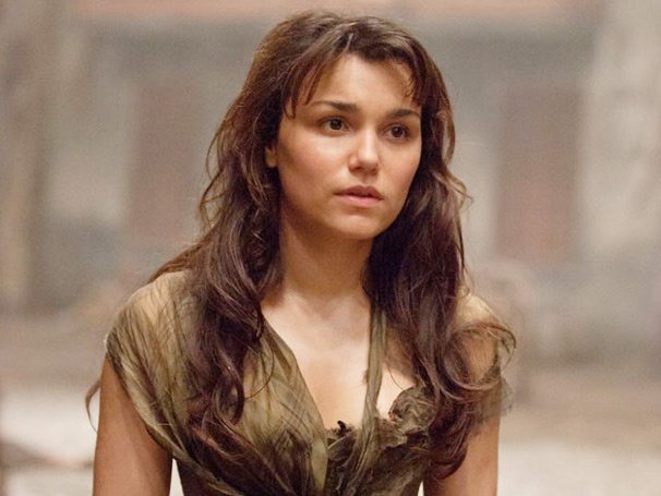 Les Miserables Newcomer Samantha Barks Earns Hollywood Spotlight Award