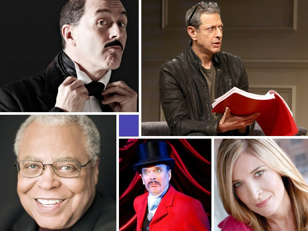 Jeff Goldblum Gets Vicious, James Earl Jones Makes Love & More Cross-Country Highlights
