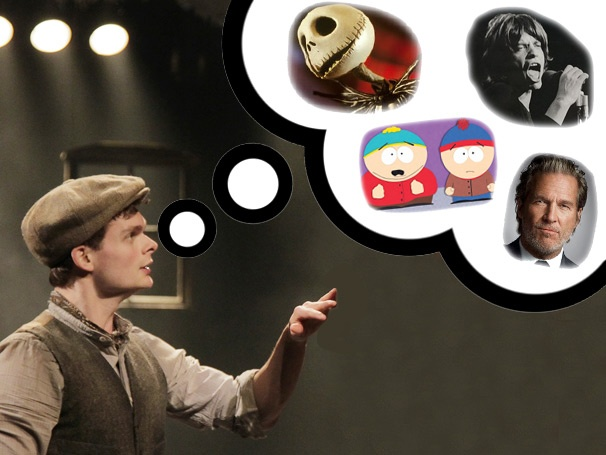 War Horse Star Andrew Durand Is Obsessed with South Park, Mick Jagger and Jeff Bridges
