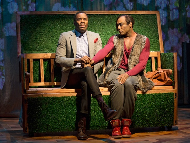 Catch a First Look at Colman Domingo Going Wild With Happy at the Public Theater