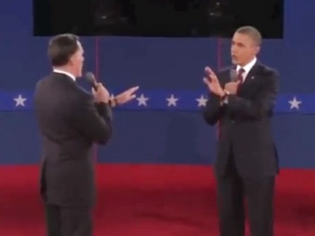 Watch Obama and Romney Channel the Witches of Wicked in a Fun Election Video 