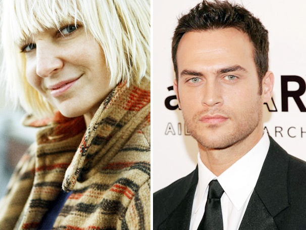 International Pop Star Sia Furler on How The Performers' Cheyenne Jackson Gave Her 'Goosebumps'