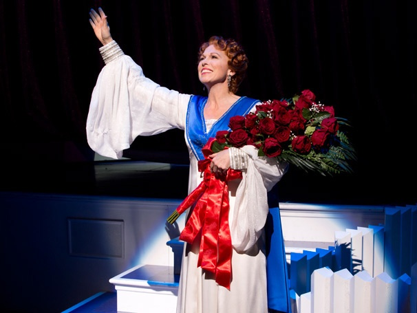 Scandalous Cancels Both November 14 Performances as Star Carolee Carmello Is Put on Vocal Rest