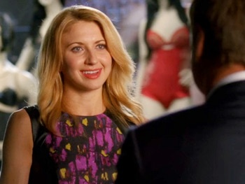 Watch Nina Arianda Compare Sex with Ryan Lochte to Pokemon on 30 Rock