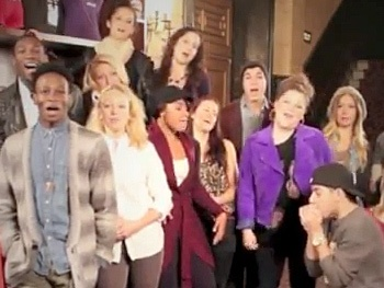 The Bring It On Cast Salutes Composer Tom Kitt with an Amazing Pitch Perfect Mash-Up