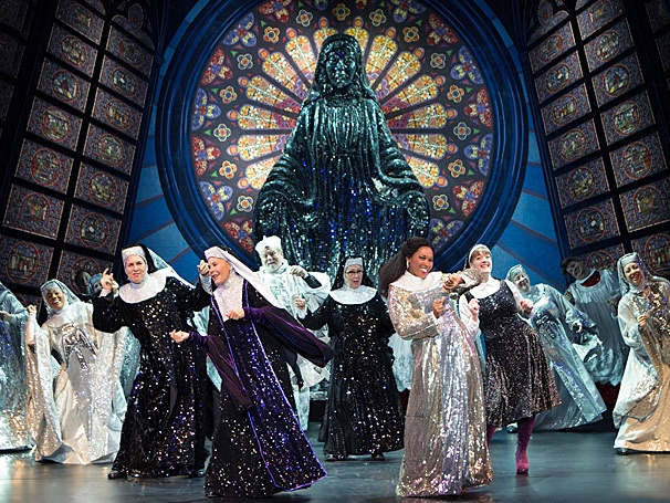 Fabulous, Baby! National Tour of Sister Act Opens in Boston