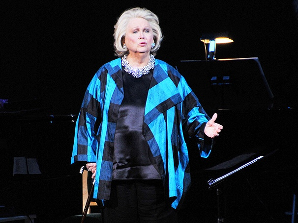 Surprise! Josh Groban and More Celebrate Barbara Cook's 85th Birthday at Carnegie Hall