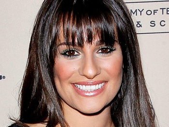 Glee's Lea Michele Takes Home 2013 People's Choice Award
