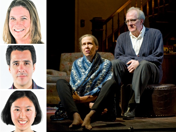 Did Our Word of Mouth Panelists Raise a Glass to Amy Morton & Tracy Letts in Whos Afraid of Virginia Woolf?