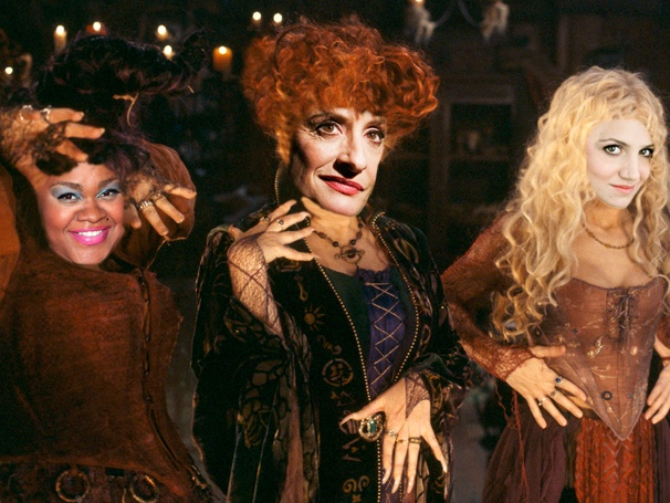 Halloween Treat! Patti LuPone, Da'Vine Joy Randolph and More Lead Our Dream Cast for Hocus Pocus: The Musical