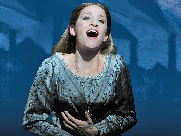 Doomed and Loving It! Betsy Morgan 'Completely Fulfilled' as Fantine in Les Miserables National Tour