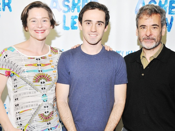 The Stars of Chaim Potok's Classic Coming-of-Age Drama My Name is Asher Lev Meet the Press