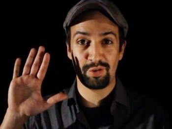 Tony Winner Lin-Manuel Miranda Uses His Rap Skills to Urge Latinos to Vote This Election