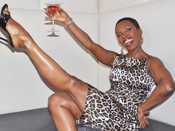 What's Up, Brenda Braxton? The Sexy Star Talks Younger Men and Getting Passionate in Cougar the Musical