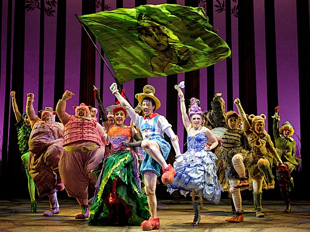 Fairy-Tale Fun Begins as Shrek the Musical Opens in Omaha