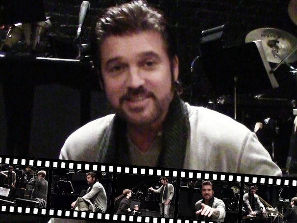 The Road to Chicago, Episode 1: Billy Ray Cyrus Kicks Off Rehearsal with 'Love'