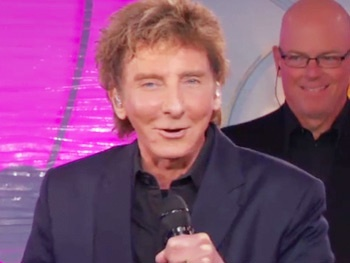 Watch Broadway-Bound Music Legend Barry Manilow Sing 'Mandy' & 'Copacabana' on Big Morning Buzz