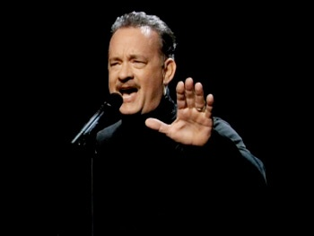 Have Mercy! Watch Lucky Guy Star Tom Hanks Pay Tribute to Full House Through Slam Poetry