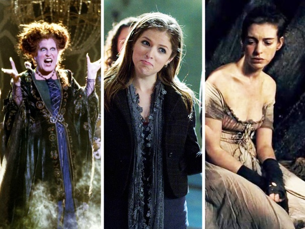 Top 10! Les Miz Movie Scoop, Hocus Pocus Dream Casting, Anna Kendrick's New Role & More Ignite the Week's Most-Read Stories