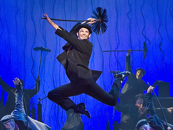 Mary Poppins Tour Star Con O'Shea-Creal Instructs How to Find the Best Chinese Food on the Road and More Tips