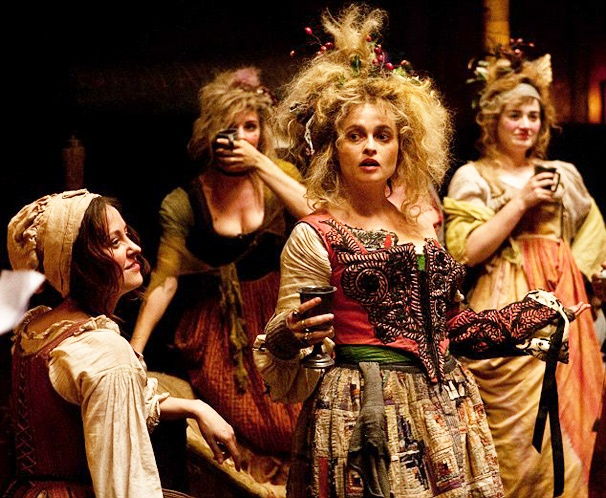 Watch Your Wallet! Helena Bonham Carter Learned How to Pickpocket for Les Miserables Movie