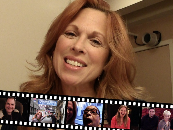 Follow Me: Backstage at Scandalous with Carolee Carmello, Episode 1: Positively Possessed by Previews